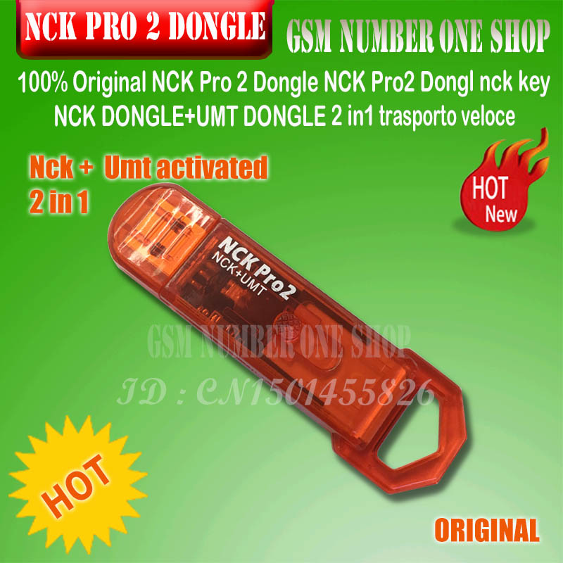 Image 4 - 100% 2019 Original NEW NCK Pro Dongle NCK Pro2 Dongl nck key NCK DONGLE+UMT DONGLE 2 in1 +umf all in boot cable fast shipping-in Communications Parts from Cellphones & Telecommunications