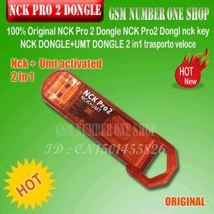Image 4 - 100% orijinal yeni NCK Pro Dongle yaka Pro2 DONGLE boyun anahtar boyun DONGLE + umts Dongle 2 in1 + umf tüm önyükleme kablosu hızlı kargo