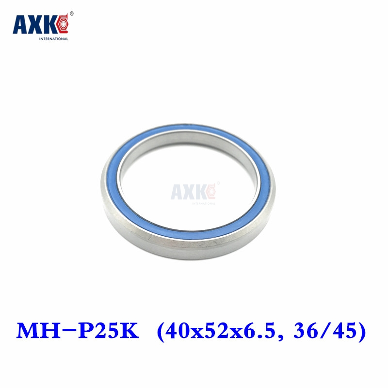 2018 New 1-1/2 1.5 38.1mm Bicycle Headset Bearing Mh-p25k Acb25k Hd1404k (40x52x6.5, 36/45) For Cane Creek 40 Series Headse