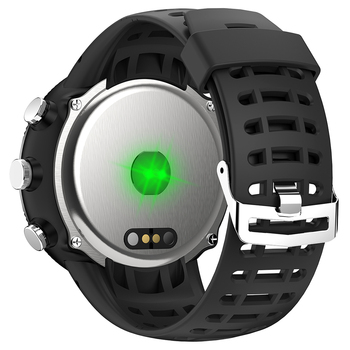 F18 Outdoor GPS Positioning Sports Smartwatch IP68 waterproof compass watch Call Message Reminder Heart Rate BT 4.2 Smart Watch 2