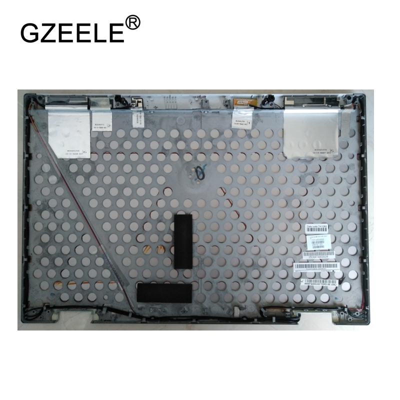 GZEELE New LCD top case Rear Display cover Assembly For HP 8540P 8540W back cover back shell A CASE gzeele new for dell precision 17 7710 7720 m7710 m7720 top cover a case switchable lcd back cover n4fg4 0n4fg4 lcd rear lid case