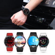 OOTDTY Android 5.1 Smart Watch Touch Screen Bluetooth 4.0 WIFI 3G Phone Wristwatch Support Heart Rating GPS Map