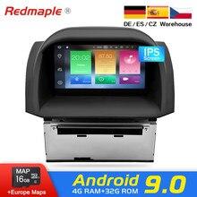 4G RAM Octa Core Android 9 0 font b Car b font DVD Player GPS Navigation