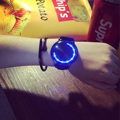 2016 NEW Hot sale Special design wristwatch digital era creative simple design fashion quartz unisex watches
