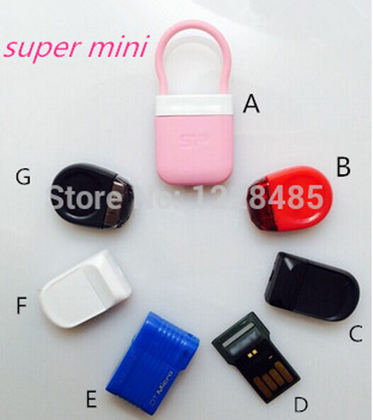 usb stick hot sale usb creativo super mini business waterproof usb flash drive 2gb - 64gb memory stick u disk pendrive S587