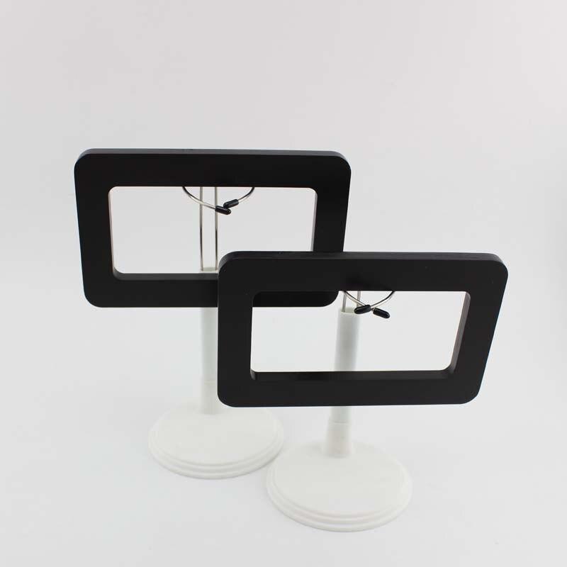 2-10-20 peças, punho de madeira retangular preto