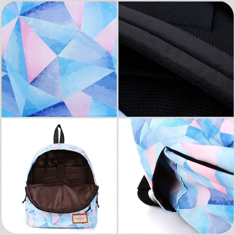 10b5cb71b9 Amarte Women Backpacks 2017 New Fashion Casual Women Daypacks Preppy Girls  Big Capacity School Backpacks Waterproof Travel Bags-in Backpacks from  Luggage ...