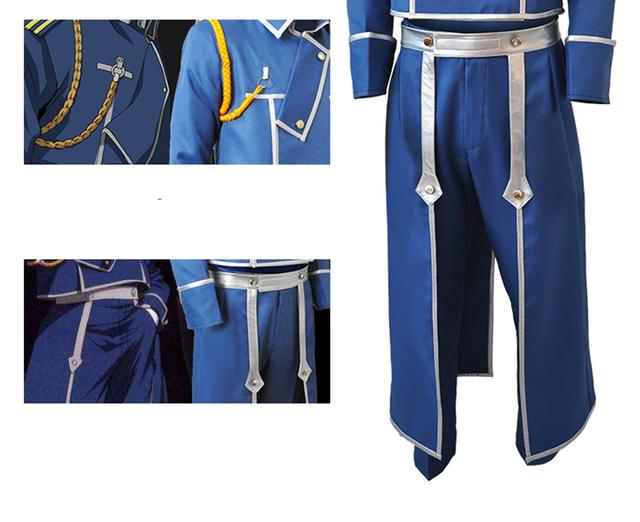 Full Metal Alchemist  Cosplay Costume