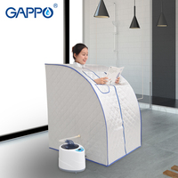 GAPPO Home Use Portable Sunna Machine Steam Sauna Room Bag Bath Spa Relax Beneficial Skin Lose Calories Weight keep Skin Healthy