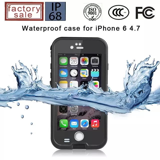 Touch Screen Mobile Phone Waterproof Bag Case Underwater Pouch Dry For Iphone 4 5s Samsung S2 S3 U26