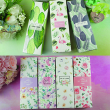 multi-use 21.5*7*5cm 10pcs 7 style mix Gift Wrap Storage Macarons Paper Box Christmas Birthday Party Gifts keep Packaging