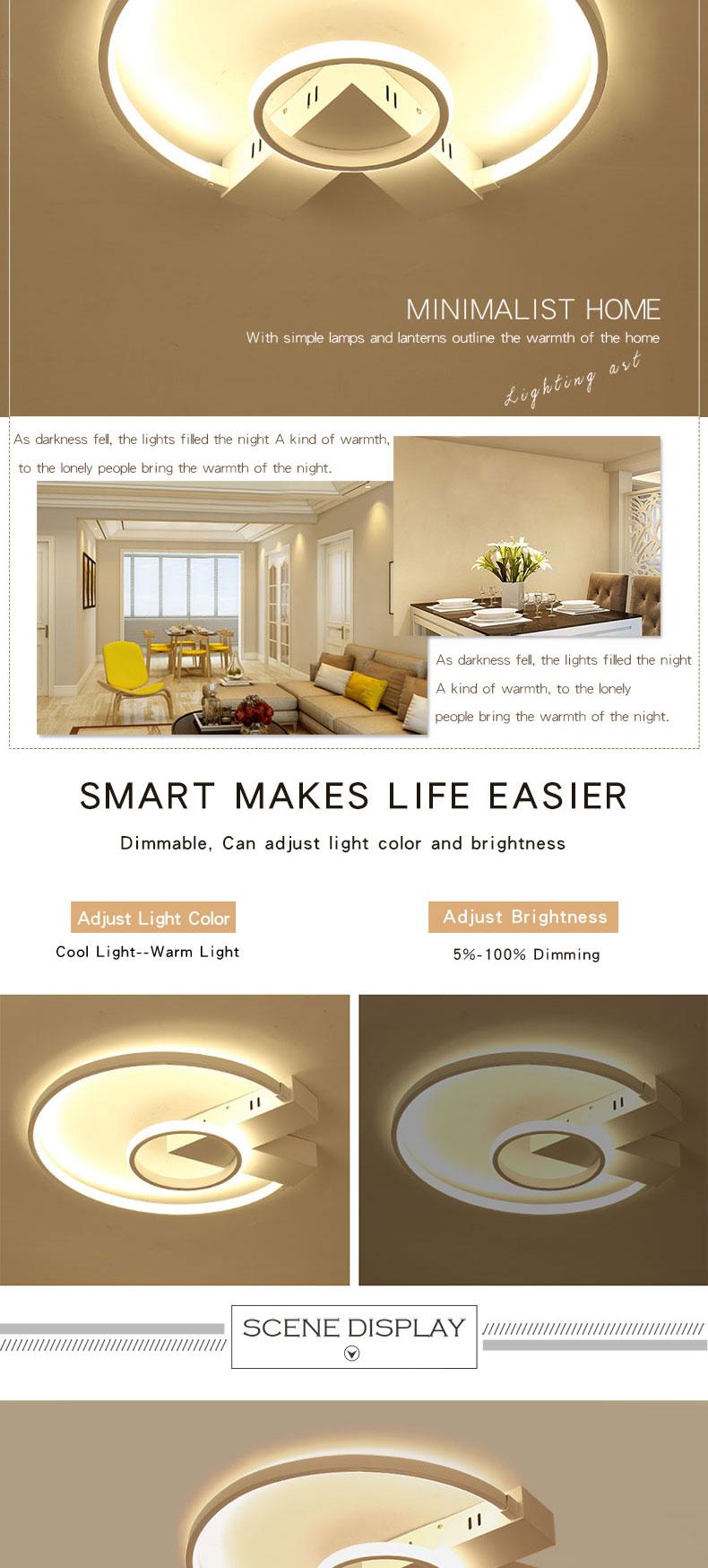 led light ceiling
