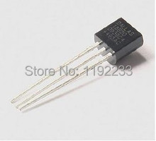 10pcs/lot Original Electronic component sensor DS18B20 TO-92 IC CHIP