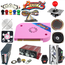 Pandora Box 6  1300 in 1 PCB Board Arcade machine accessories 2P Controller arcade Console