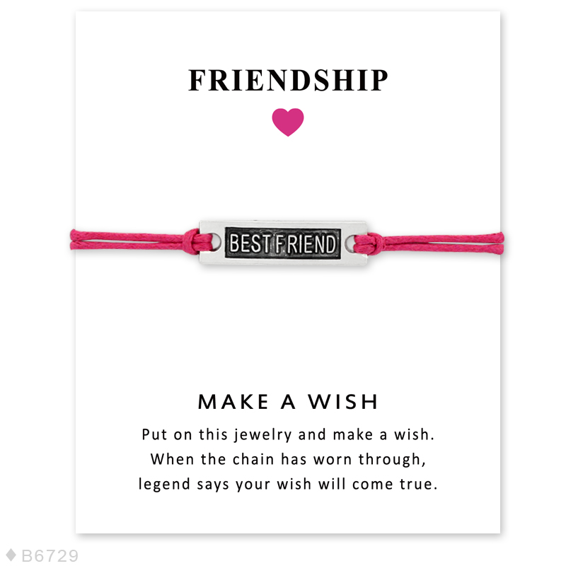 I Love My Best Friends Forever Sister I am Your Person You are My Person I am His Queen I am Her King Charm Bracelets for Women image