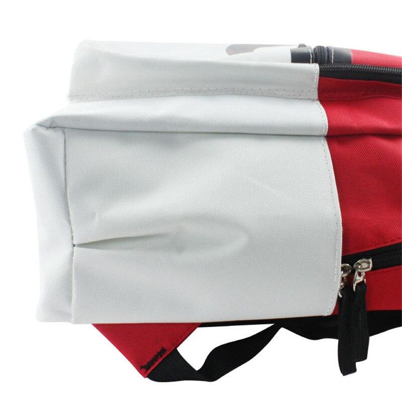 Школьная сумка через плечо с аниме покемоном Пикачу тыкбольным мячом, Детский плюшевый рюкзак, бесплатная доставка BY0119-5
