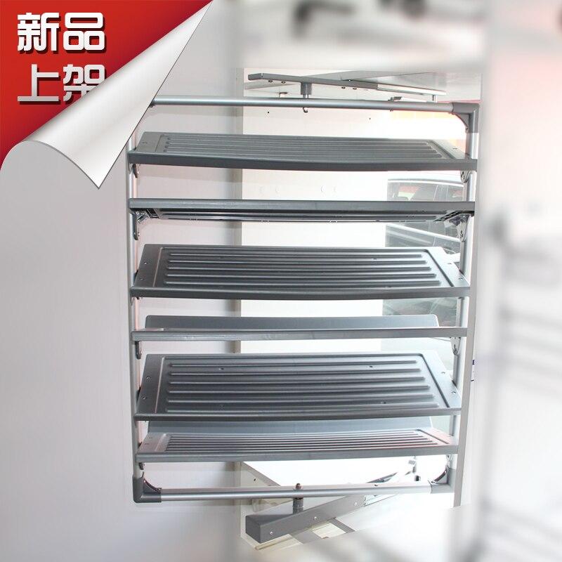 yu cloakroom metal multilayer painting rotating shoe rack shoe rack shoe storage shoe combination dust baskets