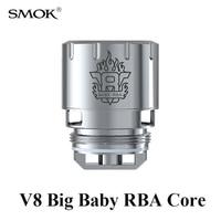 SMOK TFV8 Big Baby Tank RBA Core Stick V8 Kit RBA Coil G150 G-Priv GX2/4 T-Priv RBA Rebuildable Coil S213