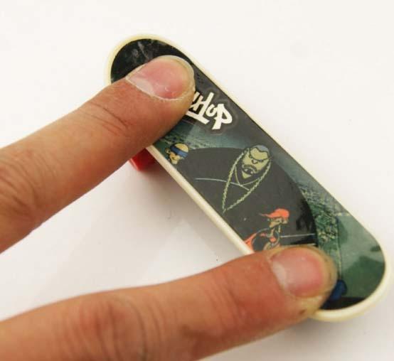 Alloy Skate Fingerboard Mini