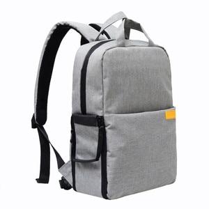Image 3 - Sac Photo DSLR numérique sac à dos Photo pour Nikon Canon Pentax Sony avec housse de pluie étanche antichoc sac à dos appareil Photo de voyage