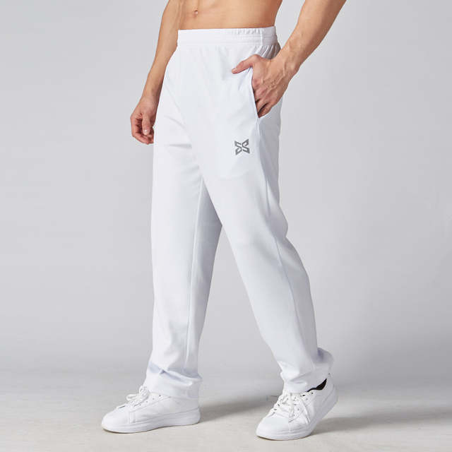 812c073397 Summer Mens Running Pants Sports Pants Men GYM Football Soccer Training  Soccer Pant Jogging Long Trousers Sweatpants Sportwear