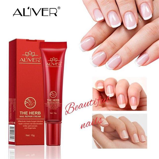 Nail Repair Cream Nourishing Herb Fingernail Care Treatment Striking ...