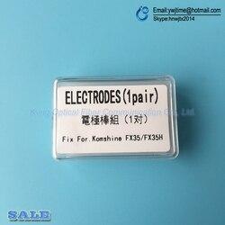NEW Electrodes for Komshine FX35 FX35H Fusion Splicer Electrodes