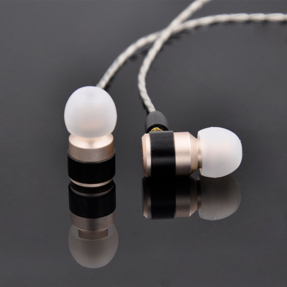 Newest Moni one Hybrid In Ear Earphone 2BA with 1DD HIFI Bass Metal In Ear Headset With Silver Plated Replaceable Cable MMCX 2016 senfer 4in1 ba with dd in ear earphone mmcx headset with upgrade cable silver cable hifi earbuds