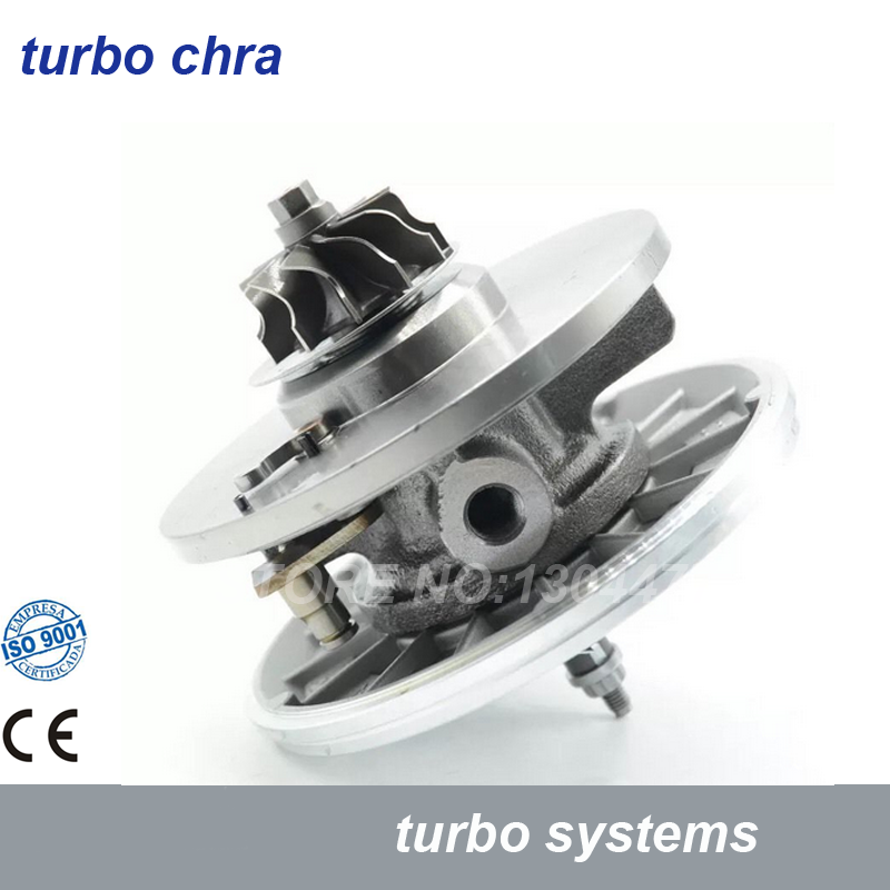 Turbo CHRA  GT1544V 753420-0002 750030-0002 740821-0002 740821-0001 Turbo for FORD Citroen Peugeot BMW VOLVO DV6TED4 D4164T W16