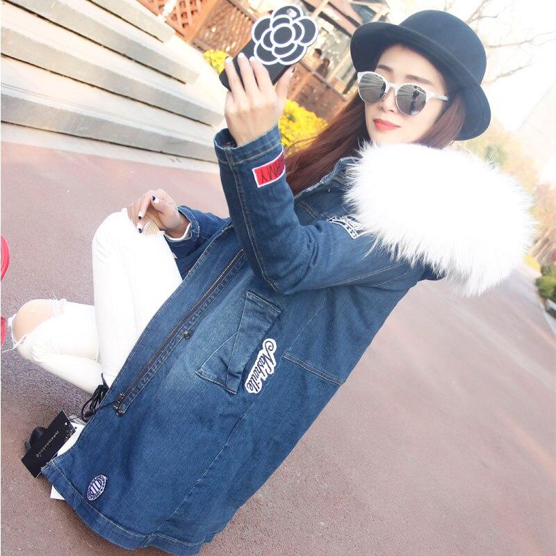 Dropshipping  nueva capa de la chaqueta de invierno Frío mujeres piel real gran