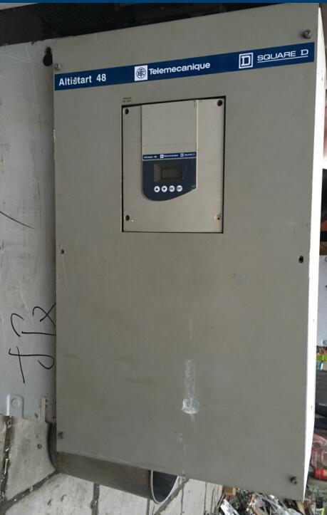 ATS48C48Q and ATS48C59Q soft start 250kw-315kw q and q q414 j401