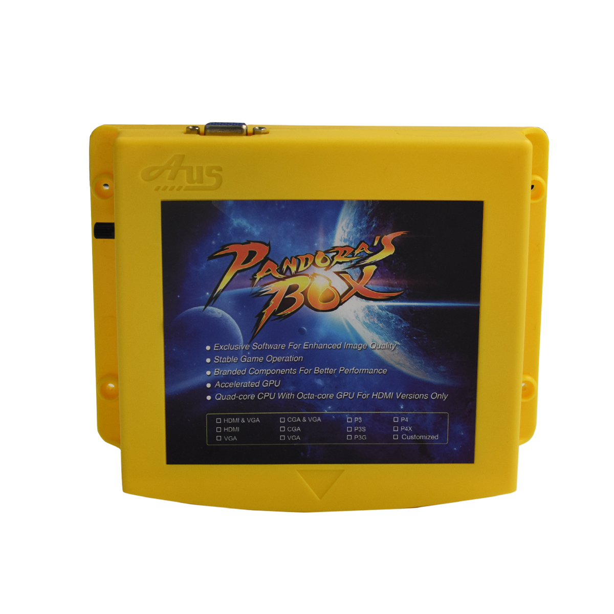 815 Games Pandora's Box 4S+ Jamm Board CGA/VGA LCD/CRT Multi Game English Version Vintage Games King of Fighters etc fast free ship for gameduino for arduino game vga game development board fpga with serial port verilog code