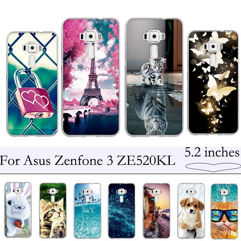 For Asus Zenfone 3 Ze520kl Novelty Silicone Phone Case Cover Zenfone 3 Ze520kl Iron Man Avengers Case Bag Fundas Zenfone 3 5.2 Cellphones & Telecommunications Phone Bags & Cases