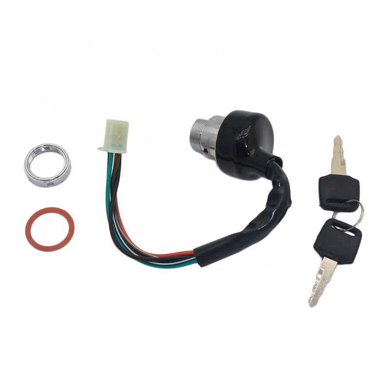 New Key Ignition Switch Kazuma Meerkat 50CC Falcon 90CC 110CC 125cc RedCat ATV