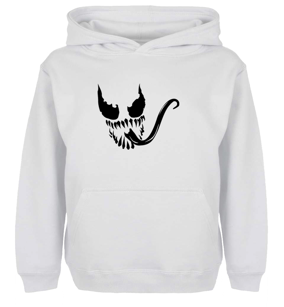 Unisex Venom Spider-Man Villain Retro Design Hoodie Mens Boys Womens Girls winter jacket Sweatshirt For Birthday Parties