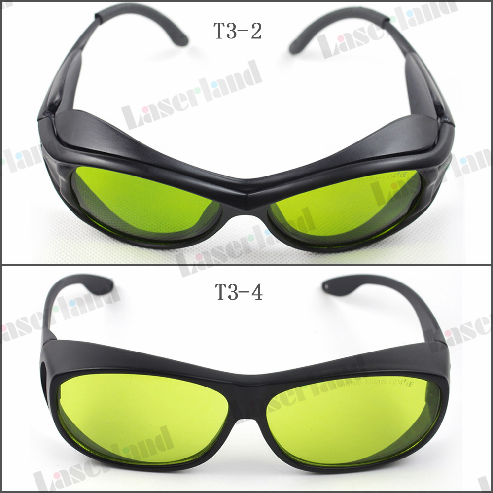 SK-3 800-1100nm 808nm 980nm 1064nm 1070nm IR Laser Protective Goggles Safety Glasses CE