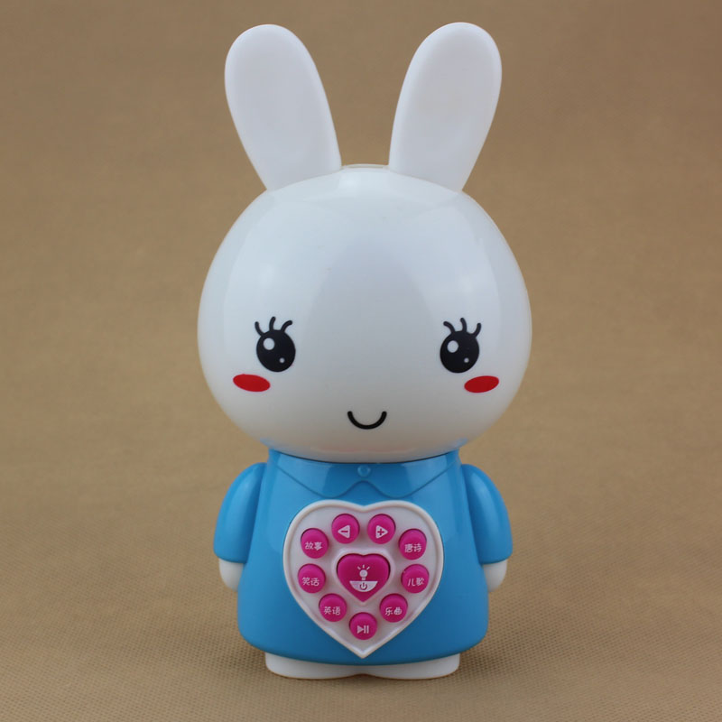 Little Rabbit Story Machine Baby Mp3 Kid-learning Children Educational Toys Resistance Fell 0-1-3 Years 6 To 12 Months