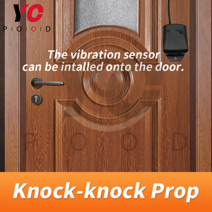 Image 2 - Knock Prop Escape Room Game 1987 Knock the door to escape the mysterious room Takagism game adventures get puzzle clues YOPOOD