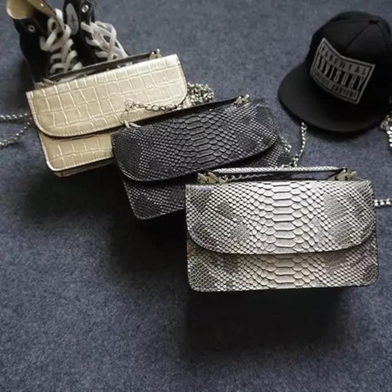 10 Colors Women Handbags Serpentine Chains Cover Messenger Shoulder Bags Messenger Bag Crossbody Flap Totes Ladies Handbag стоимость