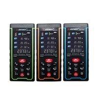 SNDWAY Laser Rangefinder Color Digital Rechargeabel USB 100M 70M 50M Range Finder Distance Meter SW S100