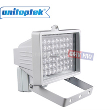 30m 54 LED 12V 8W Night Vision IR Infrared Illuminator Light lamp LED Auxiliary lighting For Security CCTV Camera
