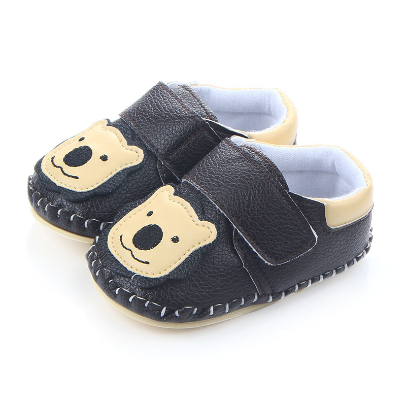kidadndy Toddler Crib Shoes Soft and Comfortable Fashion Non Slip Baby Kids First walker Shoes 0~18M CY005