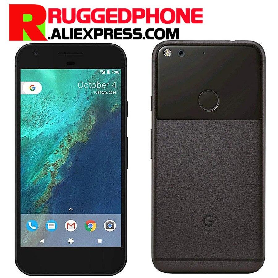 EU Version Original Unlocked Google Pixel XL 4G LTE 5.5 Inch Android 7.1 Cellphone Quad Core 4GB RAM 32GB/128GB  Phone