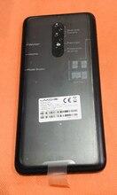 Kullanılan orijinal arka pil kılıfı + kamera cam + parmak izi sensörü UMIDIGI S2 Pro Helio P25 Octa çekirdek ücretsiz kargo