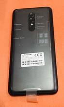 중고 오리지널 백 배터리 케이스 커버 + 카메라 유리 + 지문 센서 UMIDIGI S2 Pro Helio P25 Octa Core 무료 배송