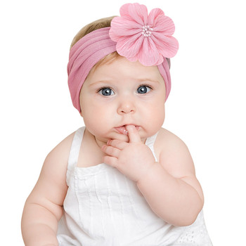 2019 популярный детский Цветочный Эластичный ободок для волос для маленьких девочек повязка на голову для маленьких девочек с бантом цветочный ободок аксессуары головной убор Jly15|Аксессуары|   | АлиЭкспресс