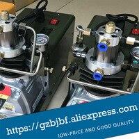 High Pressure Air Pump water cooling Electric Air Compressor for Airgun Scuba Rifle PCP Inflator