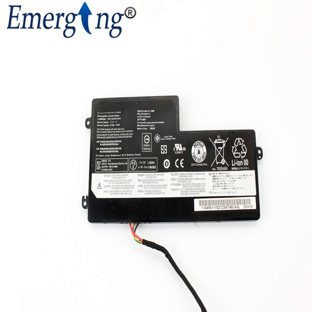 11.1V 1930Mah Nytt Original Bärbar Batteri till Lenovo Thinkpad - Laptop-tillbehör - Foto 2