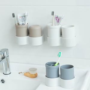 Plastic Toothbrushes Storage H