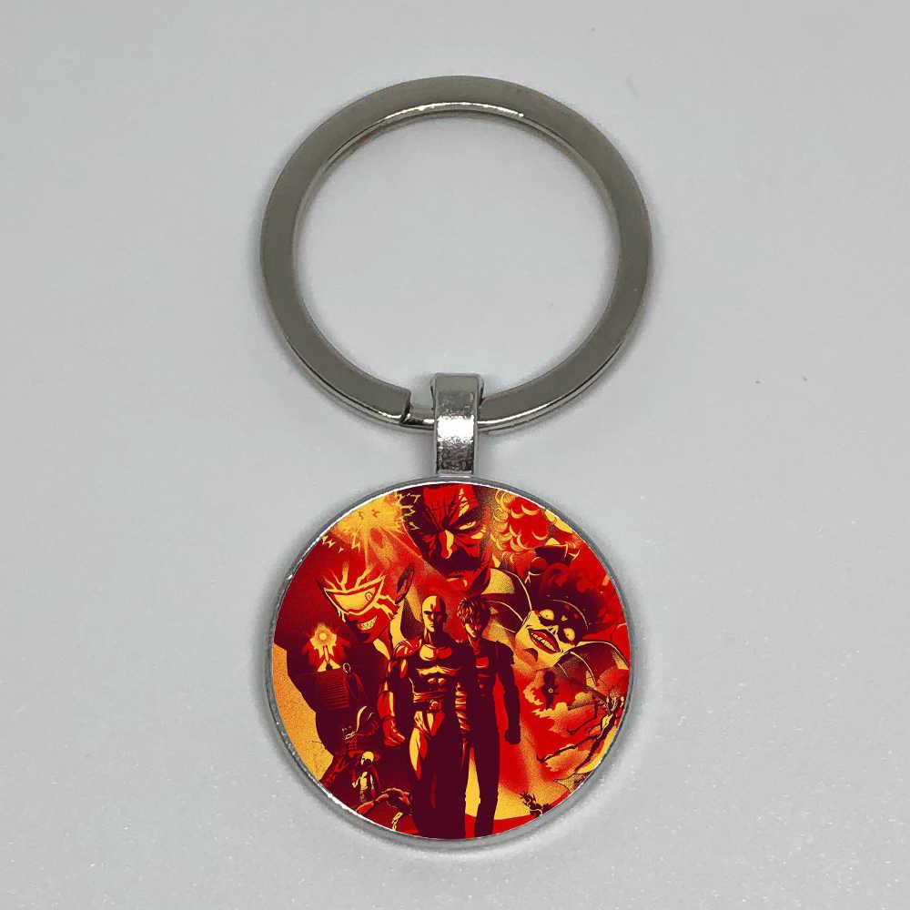 Novo Chaveiro Um Soco Superman Keychain Convexa Keychain Dar Presentes para Amigos